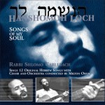 Album Cover for Haneshama Lach