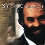 Album Cover for Shlomo Carlebach Live